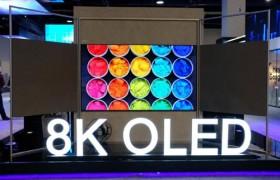 CES 2019:创维对外展示全球首款88吋8K OLED电视