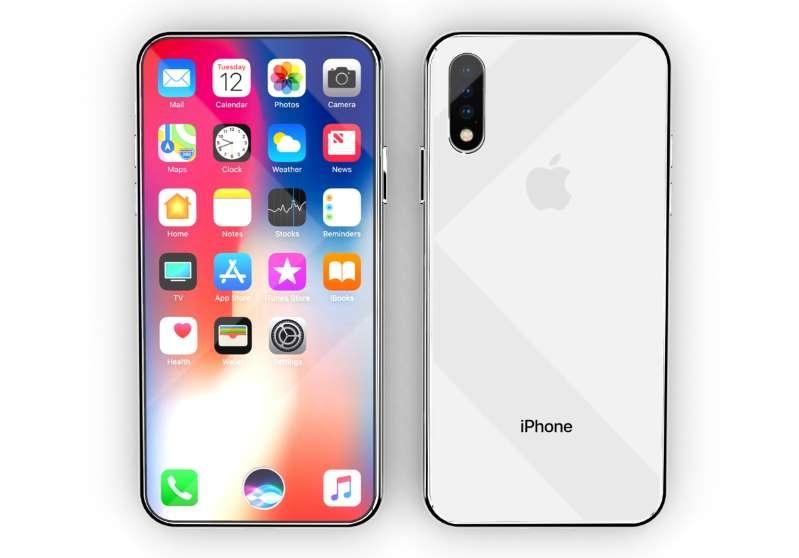 关闭电子产品:iPhone-12-Concept-1