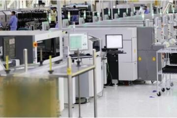 爱立信南京自动化智能工厂投入运行