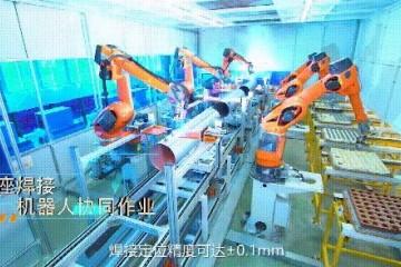 格力在安徽建无人工厂 董明珠称做机器人不是为了赚钱