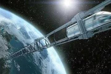 乘电梯私奔到月球想得真美 10万亿美元都解决不了