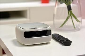 体积小画面大比电视好用微果H6投影仪体验评测
