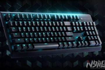 雷神发布KG5104CHERRY轴机械键盘