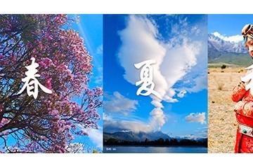 四摄四季 vivo S6镜头里云南的唯美景色