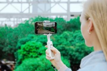 299元iSteadyX三轴稳定器为小白打造的拍摄利器