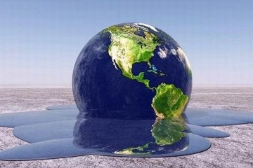 气候变化和人类用水会改变地球倾斜度导致地球极地漂移